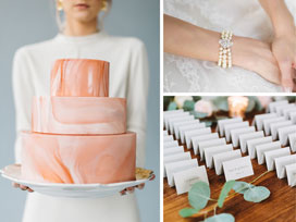 Citrus and Sage: Wedding Colors for Summer