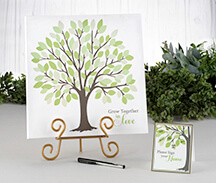Wedding Signing Tree Guest Book Alternative